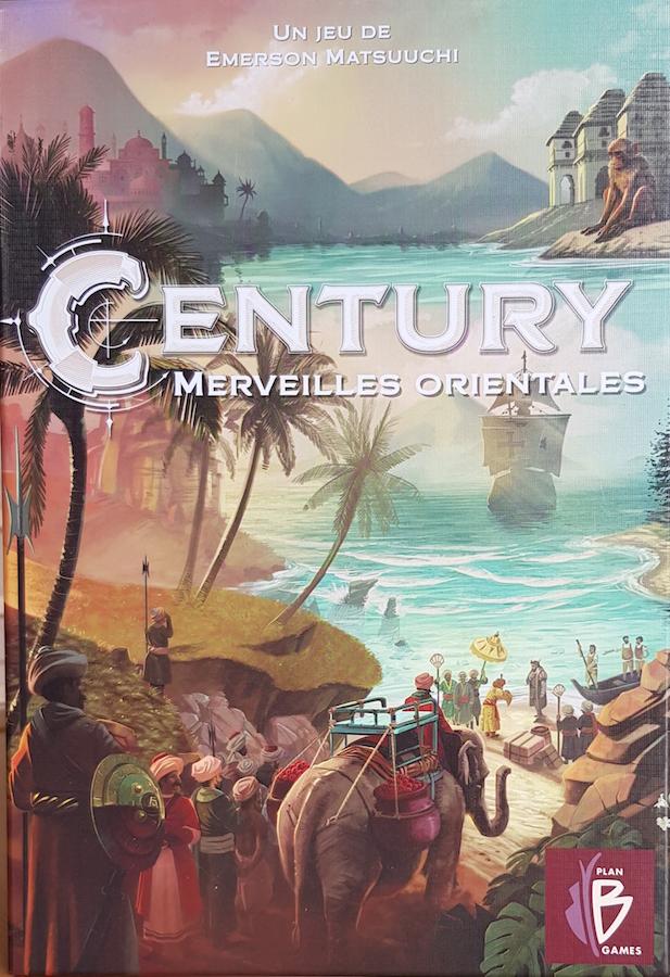 Century : Merveilles orientales (1)