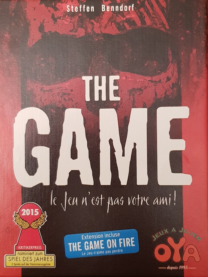 The game (1)